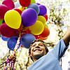Доставка гелевых  воздушных шаров  Днепропетровск