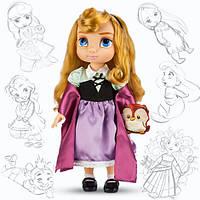 Аврора спящая красавица кукла аниматор ДИСНЕЙ 40 см / Animators' Collection Aurora Doll Disney