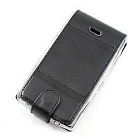 Чехол-флип для Nokia X2 Чёрный