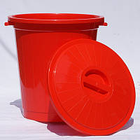Бак для мусора 70 л 1-й сорт