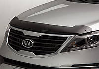 Kia Sportage 2010-16 дефлектор на капот новый оригинал