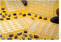 Формы для шоколадных изделий