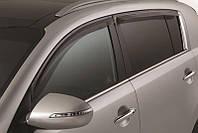 Kia Sportage 2013-16 ветровики дефлектора на окна новые оригинал