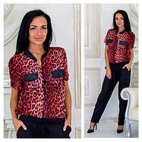 Женская модная рубашка с-5005
