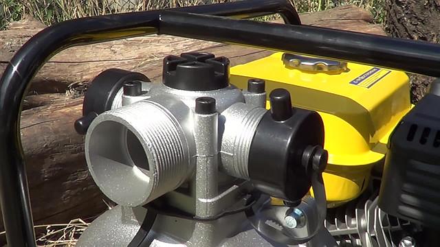 Высоконапорная Мотопомпа Sadko WP-5065P (h=65 m) фото 14