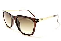Очки солнцезащитные женские Tom Ford 0393 C2 SM (реплика)