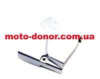 Крышка звезды передней (пластмасс) для мопеда DELTA