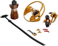 "Конструктор Ninja (аналог Lego Ninjago) SY225С ""Запускалка"""