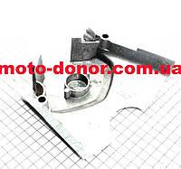 Крышка звезды передней (метал) для мопеда DELTA