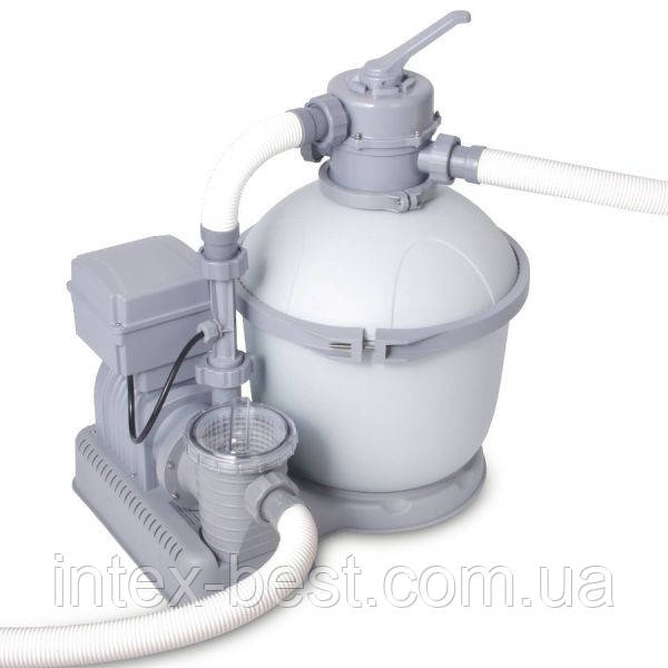 Песочный фильтр-насос c озонатором BestWay 58402
