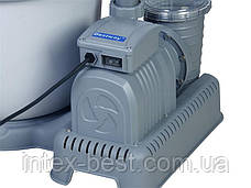 Песочный фильтр-насос c озонатором BestWay 58402, фото 2