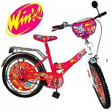 Велосипед 2-х колесный 20 Winx