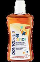DONTODENT Mundspülung Junior -  Детский ополаскиватель для полости рта с фруктовым ароматом от 6 лет,  500 мл