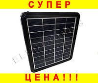 Походный LED фонарь на солнечной батарее GOLON
