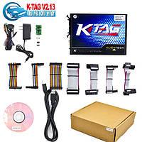 KTAG к-tag инструмент мастер KTAG к TAG V2.13 экю чип. Нет ограничения ограниченной FW V6.070