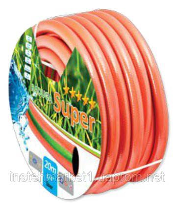 Шланг садовый Радуга ТМ Evci Plastik 1/2 (20 м)