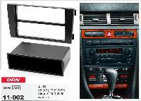 1-DIN переходная рамка AUDI A6 (4B) 1997-2005, Allroad 2000-2006 w/pocket, CARAV 11-002