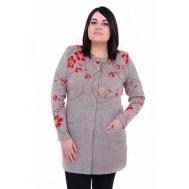Женские кардиганы, жакеты, пиджаки, накидки (БАТАЛ, Размеры 48+)