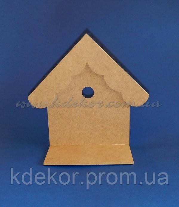 Будиночок (Шпаківня. Ключниця) заготівля для декупажу та декору