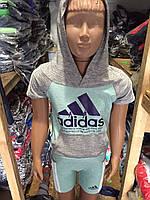 Спортивный костюм детский на лето 2-6лет