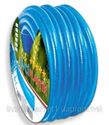 Шланг садовый Цветной ТМ Evci Plastik 3/4 (30 м), фото 2