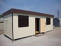 Домики для отдыха на море или даче.6000 х 2500 мм
