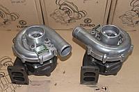 Турбокомпрессор (Чехия) ТКР К27-115-01 / К27-115-02 Камаз Евро-1 двигатель 740.13
