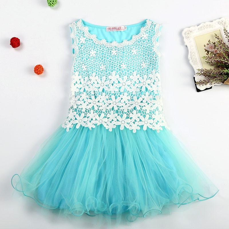 Платье детское.