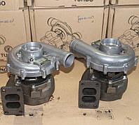 Турбокомпрессор (Чехия) ТКР К27-145-01 Камаз Евро-2 Двигатель: КамАЗ 740.11-240, фото 1