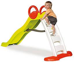 Детская горка с водным эффектом Smoby Funny (200см.) , фото 3