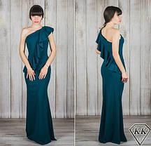 Платье через плече 23/539, фото 3