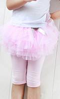 Юбка с легинцами для девочки. , фото 1