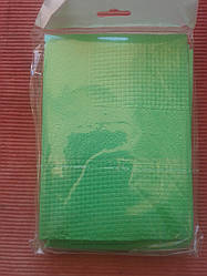 Скатерть полиэтиленовая 120*200см. зеленая