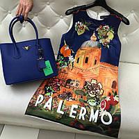 Платье Dolce&Gabbana 2016 Palermo