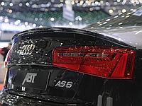 Спойлер Audi A6 C7 реплика ABT