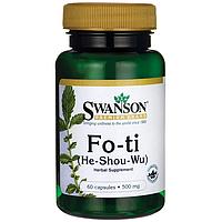 Фо-Ти, Горец Многоцветковый, 500 мг 60 капсул