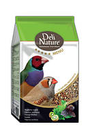 Корм для амадин Deli Nature 5★ menu - tropical finches 800гр.