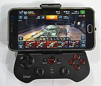 Игровой манипулятор (джойстик) Ipega-9017 Черный под телефон/планшет/смарт ТВ