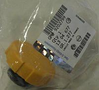 Крышка (пробка) расширительного бачка с предохранительным клапаном желтая GM 1304677 9202799 OPEL Astra-H Zafi