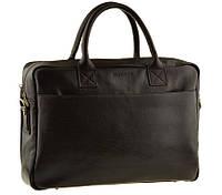 Удобная кожаная сумка Blamont (France)