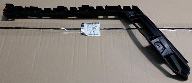 Кронштейн (направляющая , опора) заднего бампера левый (левая) крайний (чёрный пластиковый) у крыла GM 1404284 6406325 20972951 13238843 20972995 OPEL