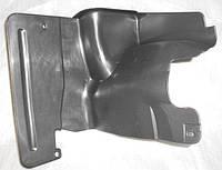 Защита (брызговик) для моторного отсека (ремня общего привода (генератора)) правая Opel Combo Corsa-C Tigra-B Z10XE Z10XEP Z12XE Z12XEP Z14XE Z14XEP