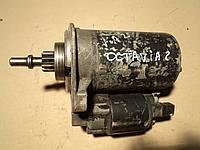 Стартер для Шкода Октавия / Skoda Octavia 1.6i 2002 г.в. 0001112038 / 020911023M