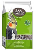 Корм для средних попугаев Deli-Nature Premium - Large parakeets 4кг