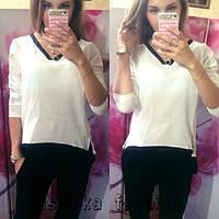 Стильная женская блузка с-5028