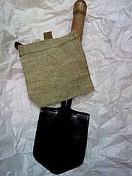 Лопата армейская с чехлом(1983г,1985г,1987г,1989г)