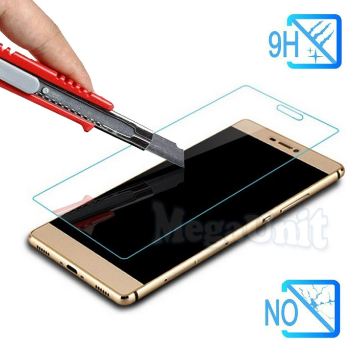Защитное стекло Tempered Glass для Huawei P8 твердость 9H, 2.5D