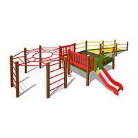 Игровое оборудование для детей с ОФВ