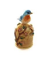 Наперсток декоративный Птичка