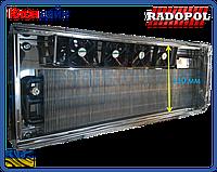 Внутрипольный конвектор Radopol KVK 8 350*1000